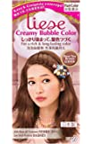 PRETTIA Kao Prettia Bubble Hair Color Rose Tea Brown, 3.38 Fluid Ounce