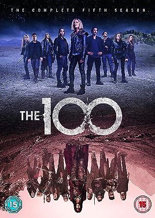 The 100: Season 5 [DVD] [2018]: Amazon co uk: Eliza Taylor