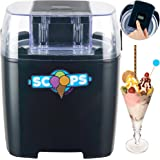 Vivo© Scoops Digital Ice Cream, Sorbet and Frozen Yoghurt Maker Machine - 1.5 Litre Capacity