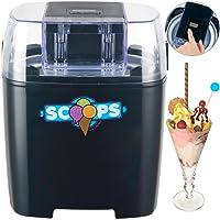 Vivo© Scoops Digital Ice Cream, Sorbet and Frozen Yoghurt Maker Machine - 1.5 Litre Capacity