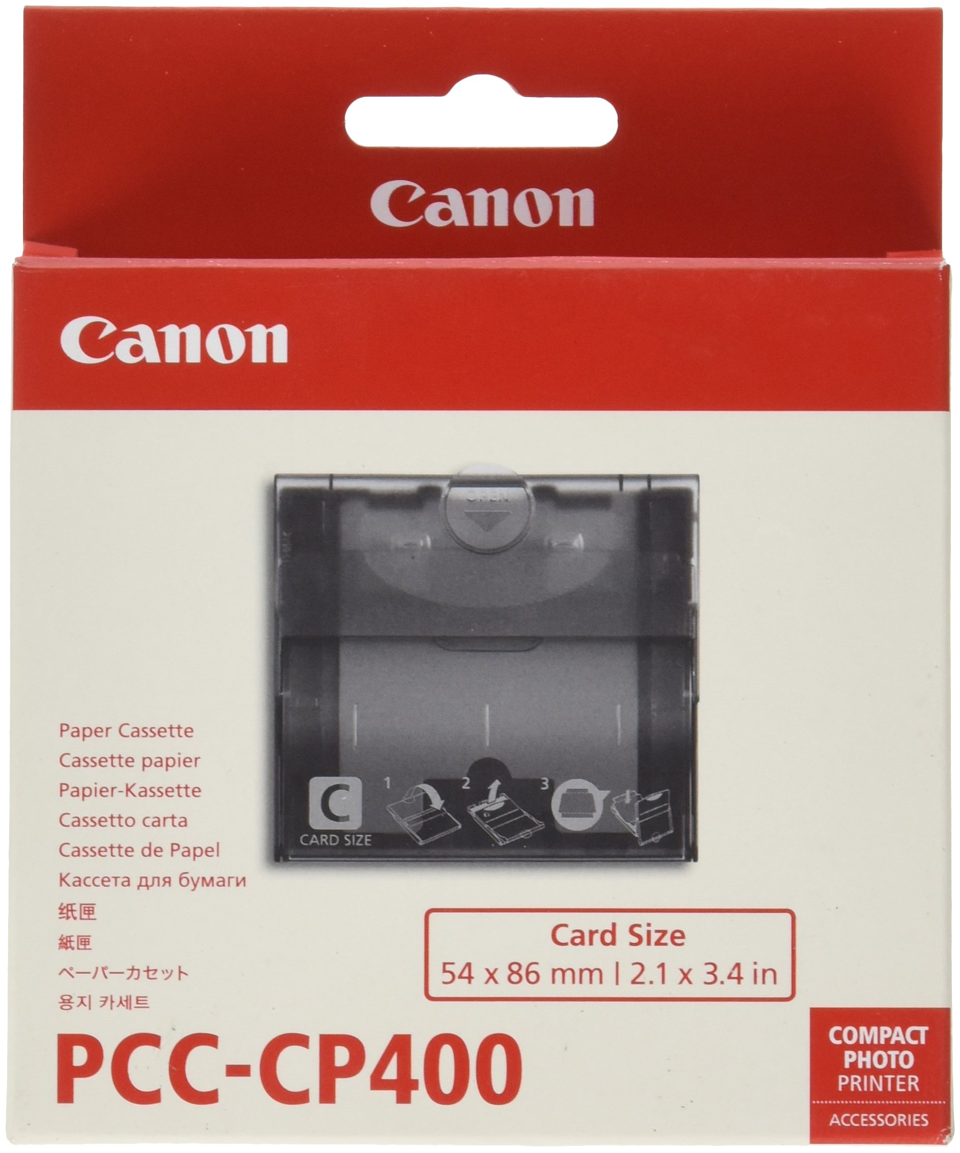 Canon Office Products PCC-CP400 Card Size Cassette by Canon