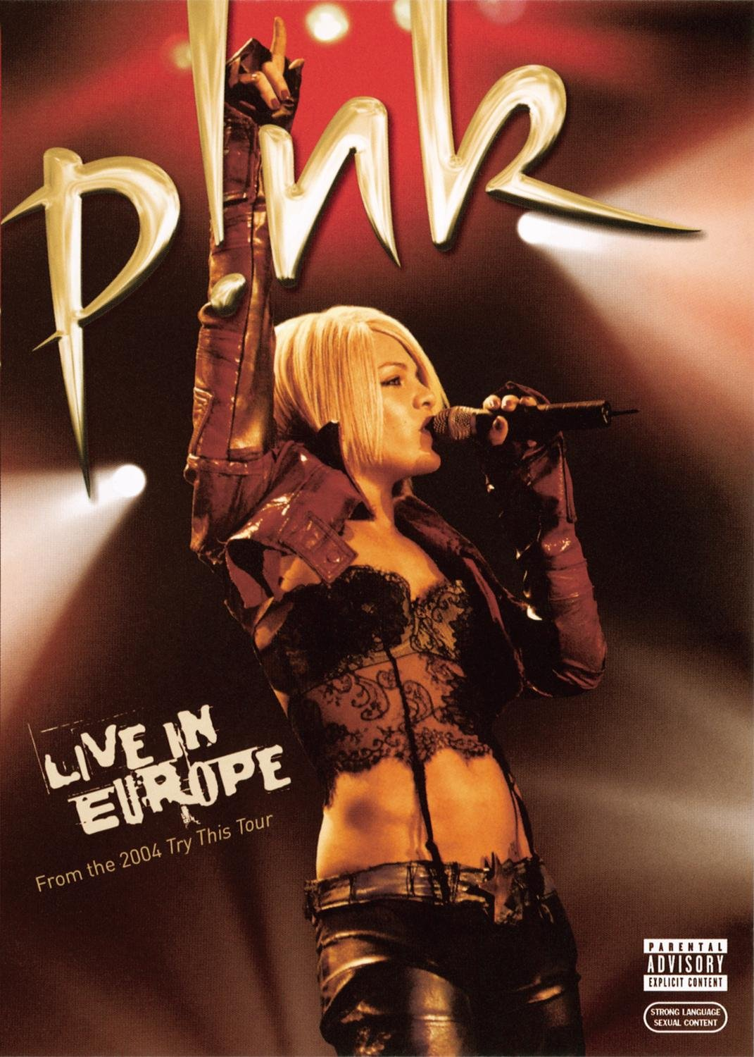 Pink: Live in Europe (Explicit) by Sony