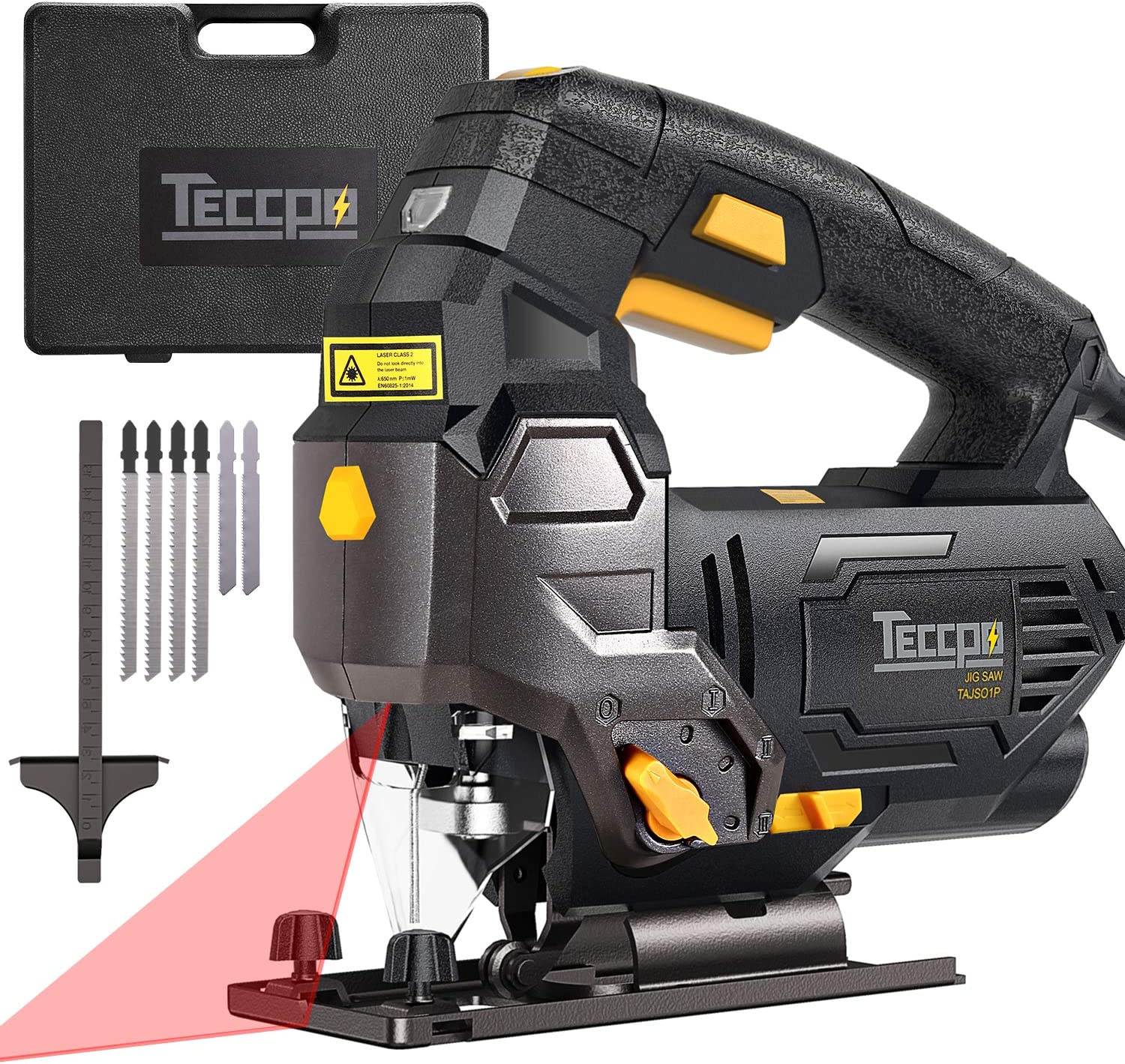 TECCPO 3000 SPM Jigsaw with Laser