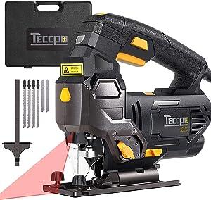 TECCPO TAJS01P Professional Jig Saw