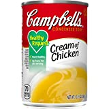 Campbell's Healthy Request Condensed Soup, Cream of Chicken, 10.5 Ounce