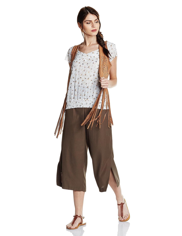 4750f05e56 Femina FLAUNT Women s Body Blouse Shirt  Amazon.in  Clothing   Accessories