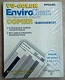 Enviroclear Copier Transparencies #PP6900