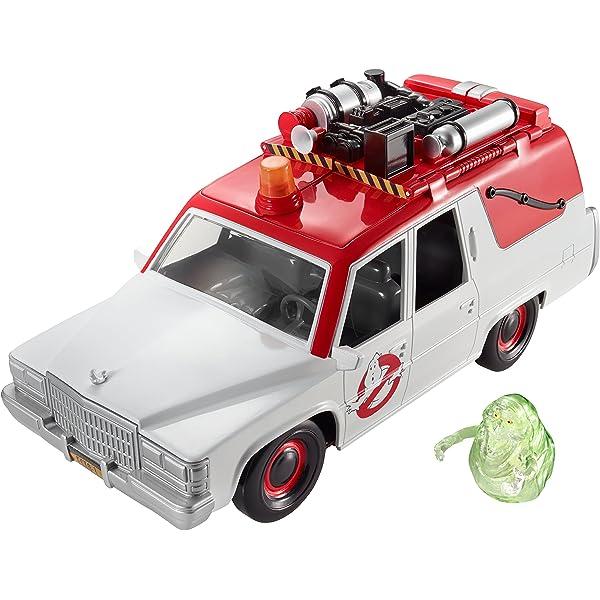 2016 Mattel Ghostbuster Ecto Minis Abby Yates