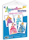 Sentosphère - Sentosphere - 665R - Recharge - Aquarellum Junior: Princesses