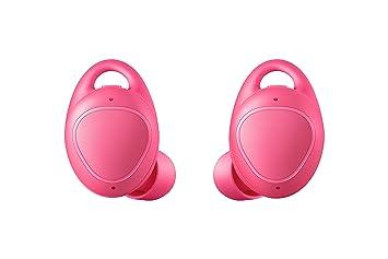 Samsung Gear Icon X Auriculares Bluetooth, Rosa- Versión Extranjera