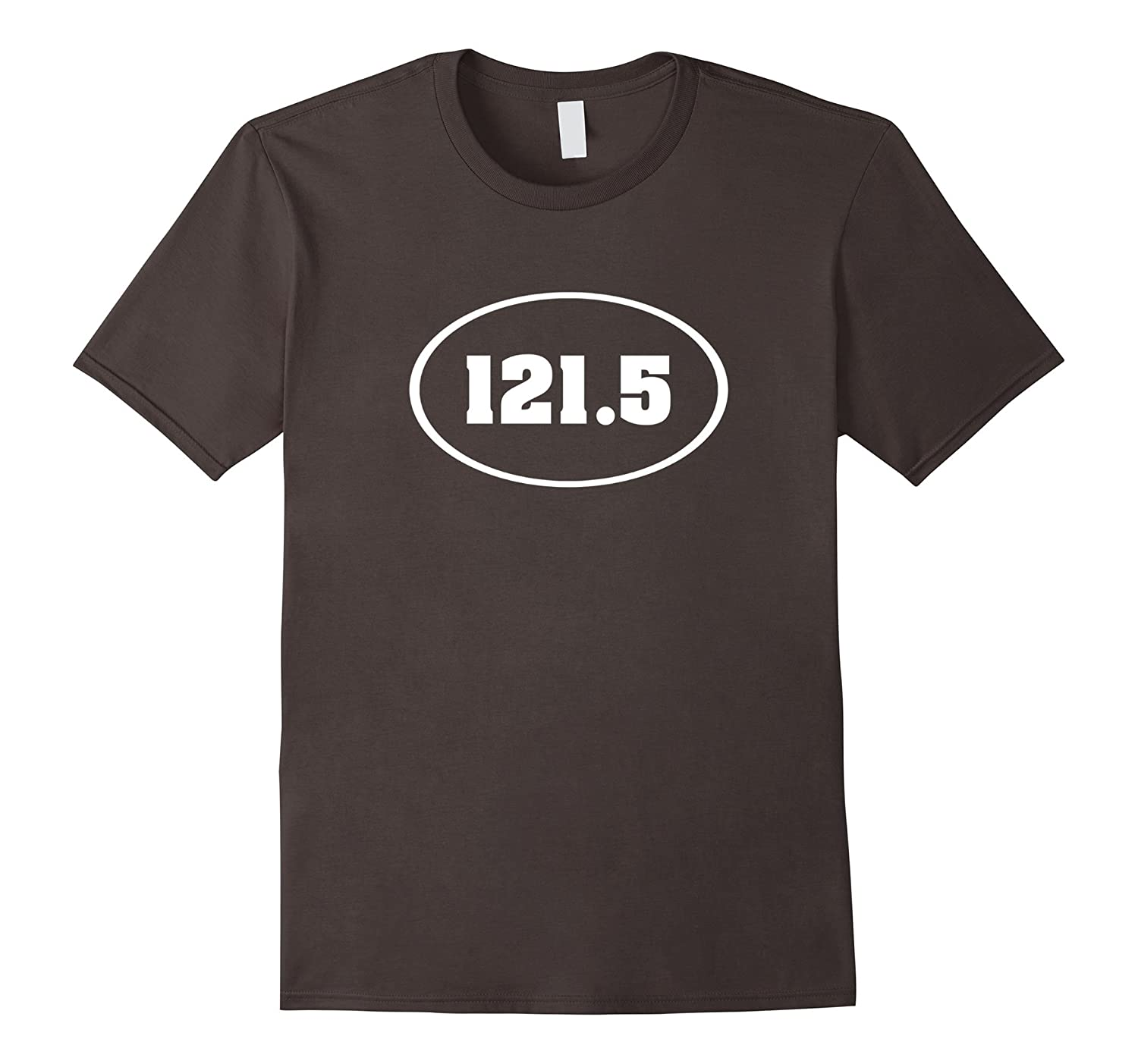 1215 Guard Frequency Funny Aviation Pilot Gift T-Shirt-TJ