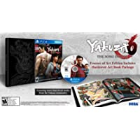 Yakuza 6 The Song of Life Essence of Art Edition for PlayStation 4 by Sega