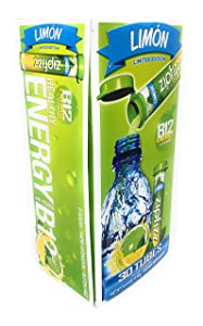 Zipfizz Limon Limited Edition 30 Tubes (330 grams)