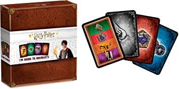 Cartamundi Harry Potter Juego de Cartas I go to Hogwarts: Amazon ...