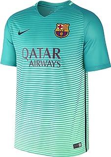 Nike Barcelona 2017 Stadium Third Soccer Jersey