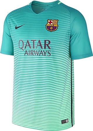 Nike FCB M Nk Dry Stad JSY SS 3R Camiseta Línea F.C. Barcelona, Hombre,