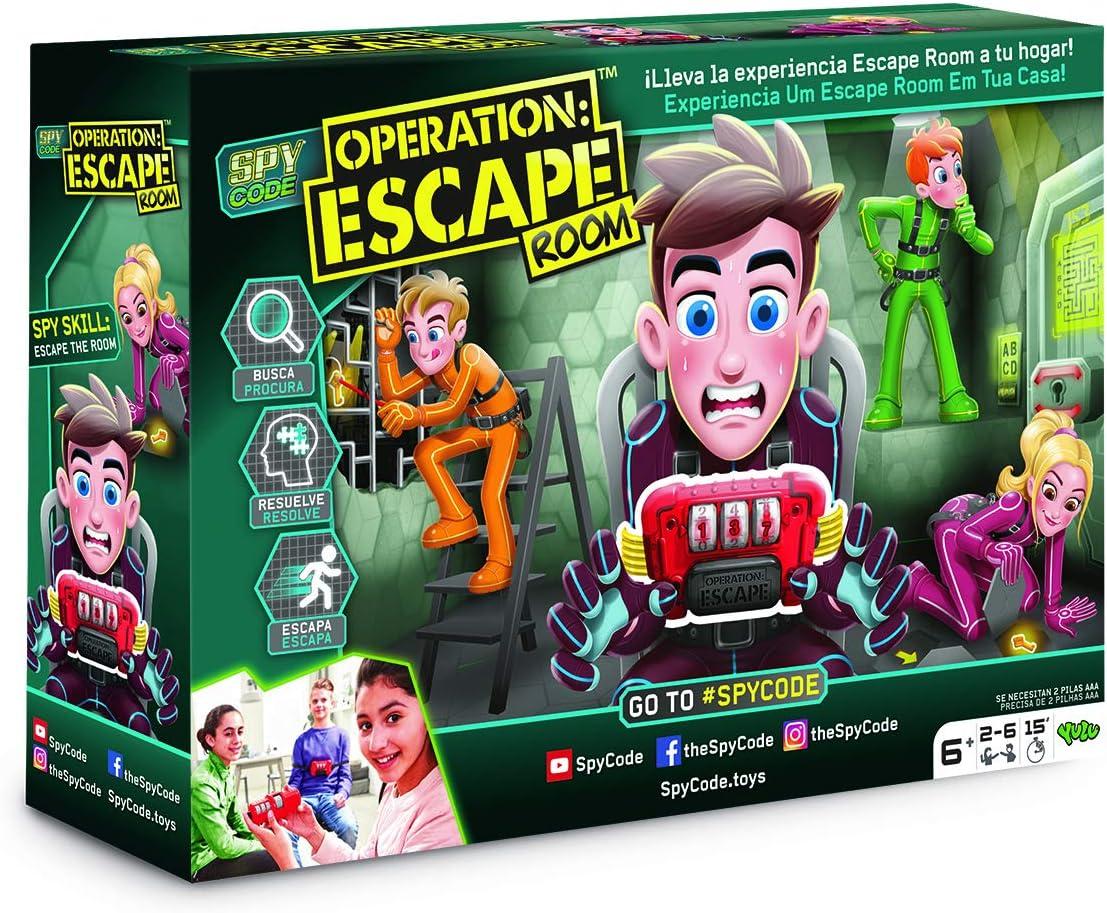 Operation Escape: Amazon.es: Juguetes y juegos