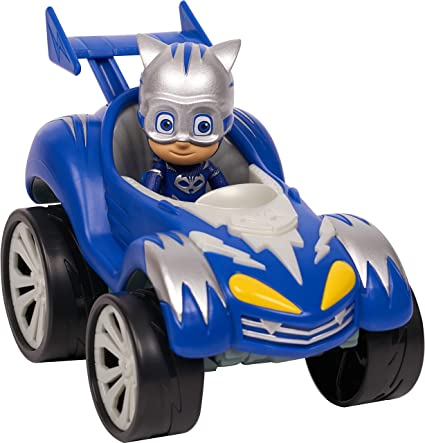 PJ Masks - Vehículo Turbo Racers (GATUNO) : Amazon.es ...