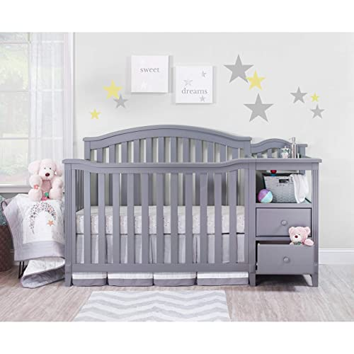 Sorelle Berkley Crib Chnager, Gray