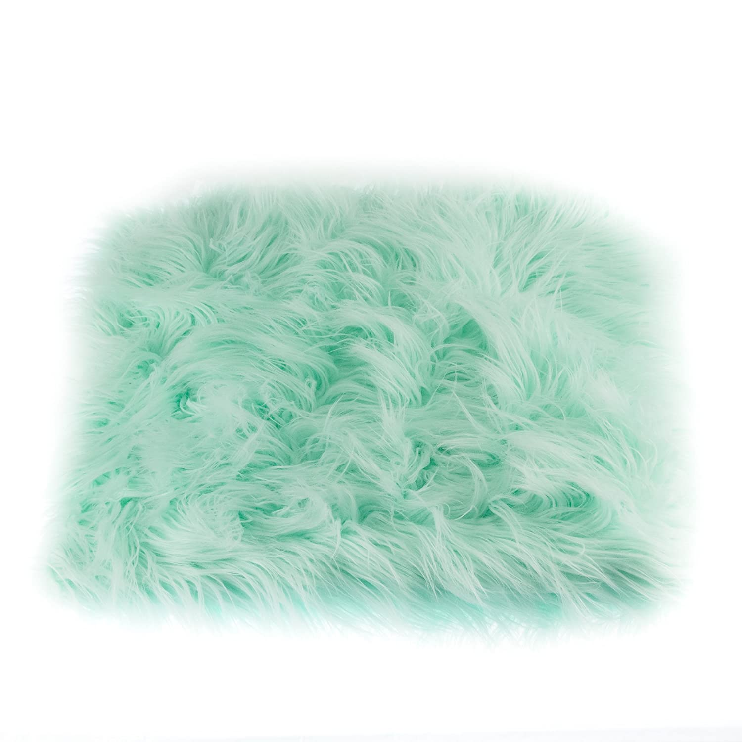 JLIKA Newborn Baby Photography Photo Prop Backdrop Faux Fur 33x40