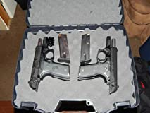 Perfect case for 4 Full-Size Handguns