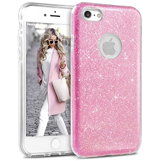 2 opinioni per Cover iPhone 6, Custodia iPhone 6S, Custodia telefonica TheBlingZ.® Sparkle