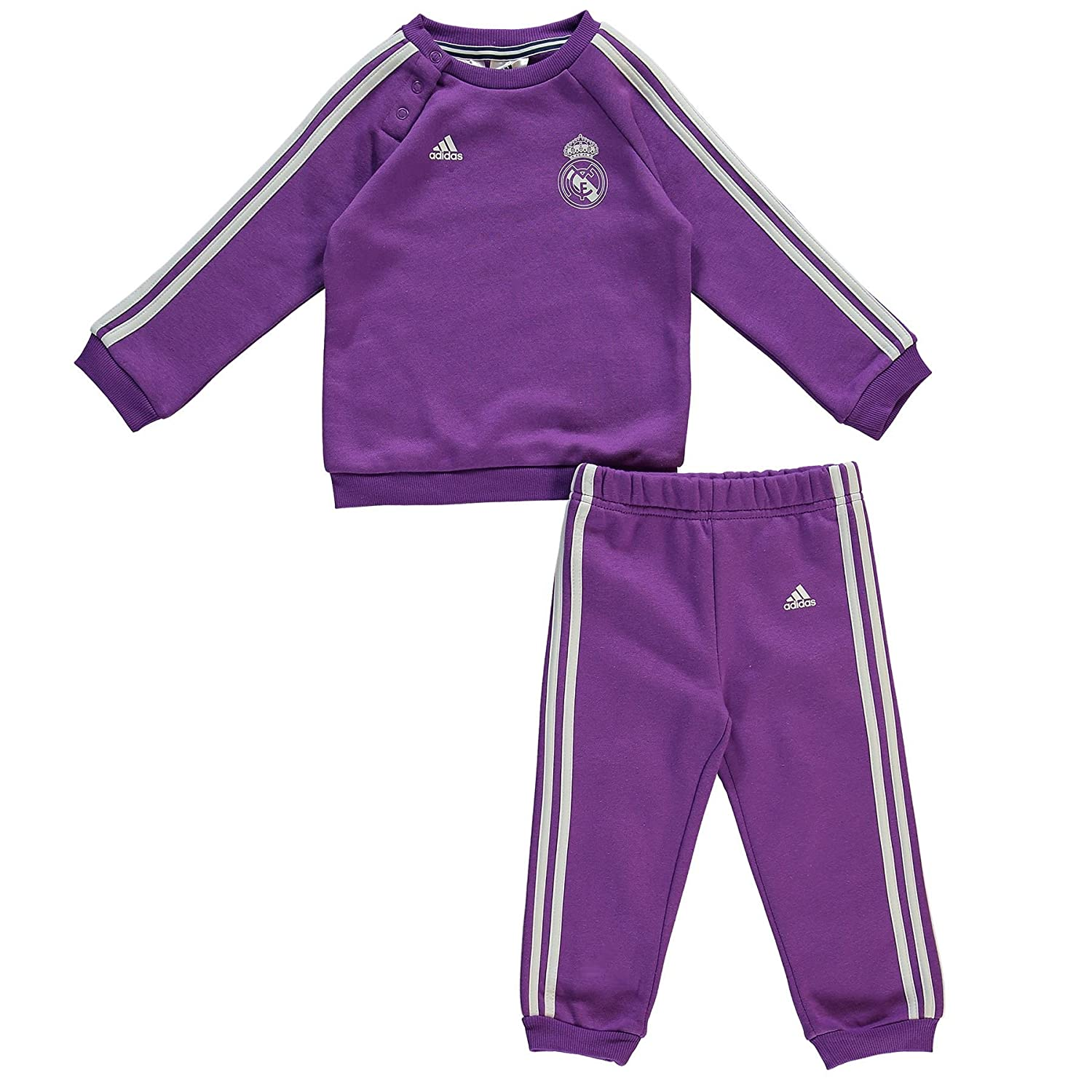 d4cbe0102 adidas Chandal Real Madrid 2016/17 Bebe: Amazon.co.uk: Sports & Outdoors