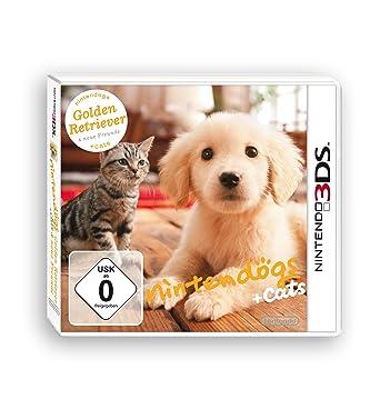 27315a4bbf90c Nintendogs + Cats: Golden Retriever & Neue Freunde - [Nintendo 3DS ...