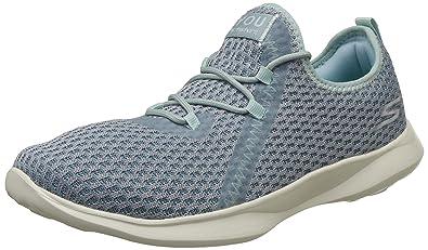 Skechers Women s Serene-Tranquility Blue Nordic Walking Shoes-3 UK India (36 401030cdcb