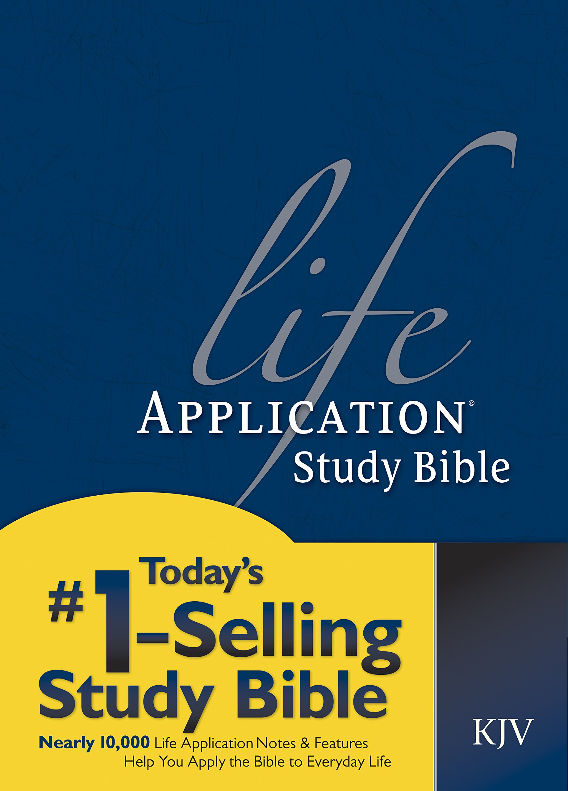 dae24c08c2e53 Life Application Study Bible (King James Version): Tyndale ...