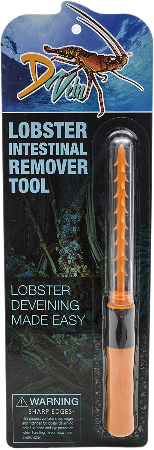 D Vein Lobster Deveiner Lobster Picks and Lobster Kits Simple to Use Lobster Cleaner Tool Perfect for Divers and Lobster Lovers to Use with Lobster Crackers