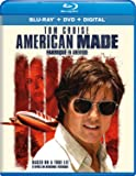 American Made [Blu-ray + DVD + Digital] (Bilingual)