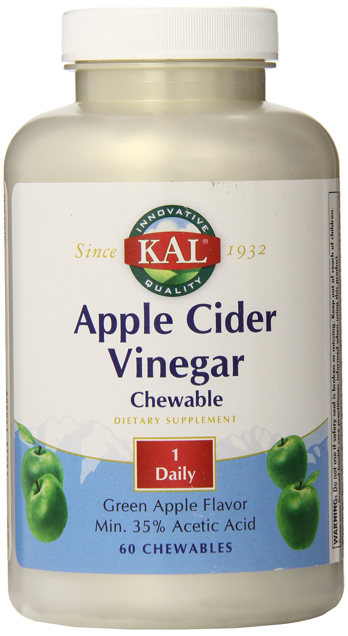 Amazon.com: Nature's Life Apple Cider Vinegar, 250 Mg, 35