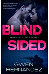 Blindsided: A Military Romantic Suspense (Men of Steele Book 3) Kindle Edition