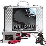 Fog Lights Extra Bright HID Xenon Conversion Kit by Kensun H10 6000K