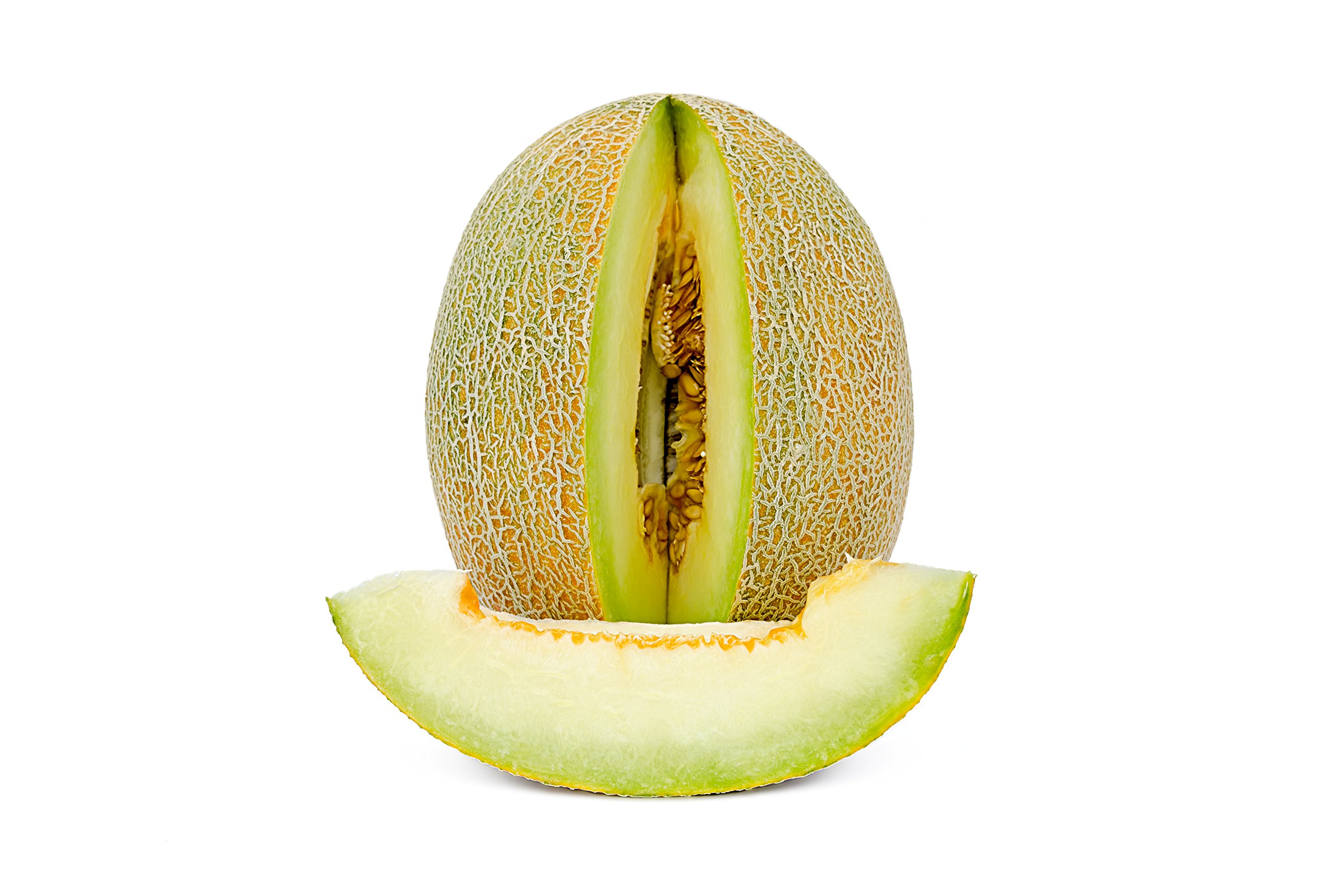 Heirloom Fruit Seeds- Non Hybrid- Real Survival Seeds. Honeydew Green Melon, Banana Melon, Honey Rock Cantaloupe, Watermelon Crimson Sweet, Sugar Baby Watermelon Seeds, Hales Best Jumbo Melon,Non GMO by Heirloom Fruit Seeds (Image #7)