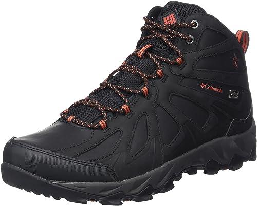 Columbia Peakfreak XCRSN II Mid Leather Outdry, Chaussures de Randonnée Imperméables Homme