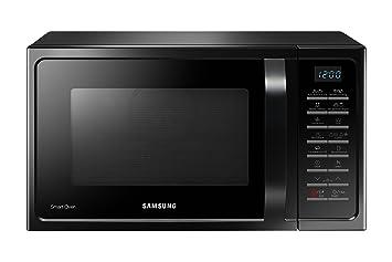Samsung MC28H5015CK - Horno microondas (con grill, 900 W, 28 L) color