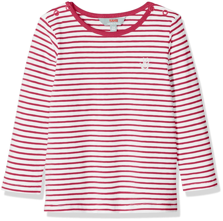 M/ädchen Langarmshirt T-Shirt 1//1 Arm Kanz Baby