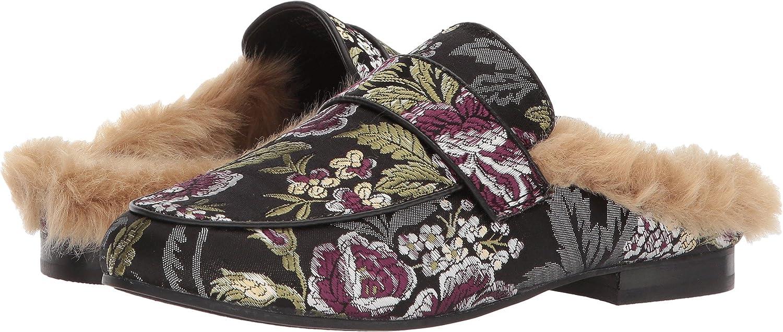 Steve Madden Women's Kaden Loafer Flat B078PNHXFR 8.5 B(M) US|Floral Multi