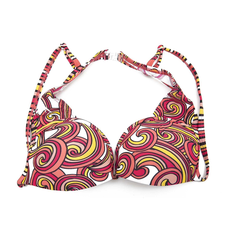 Speedo Bikini-Oberteil mit Muster