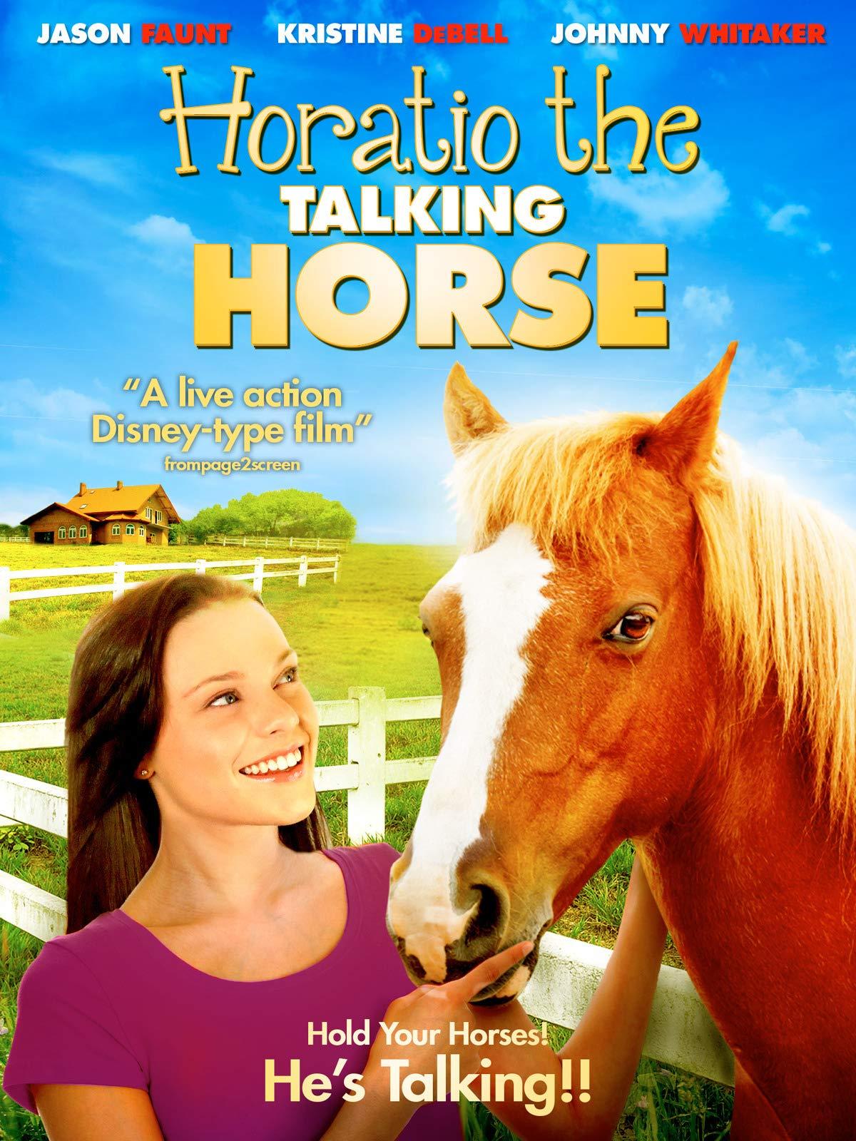 Horatio The Talking Horse on Amazon Prime Video UK
