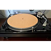 Turntable Toys TC-8 Cork Audiophile Turntable Mat