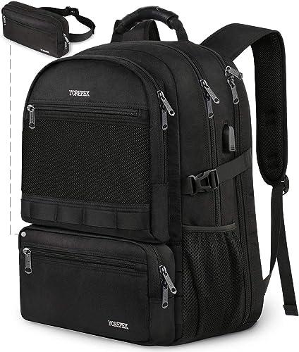 Yorek2 in 1 Detachable Backpack Travel Backpacks for College