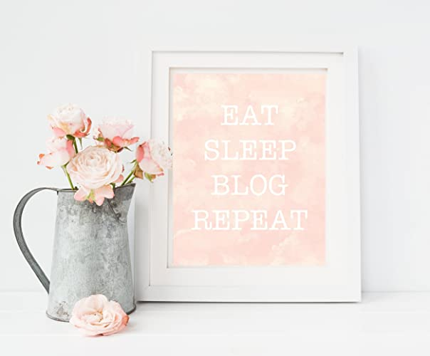 Blogger Gifts Gift For Blogger Gift For Her Home Office Decor
