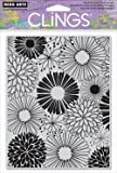 Hero Arts Everything Flowers Cling Stamp