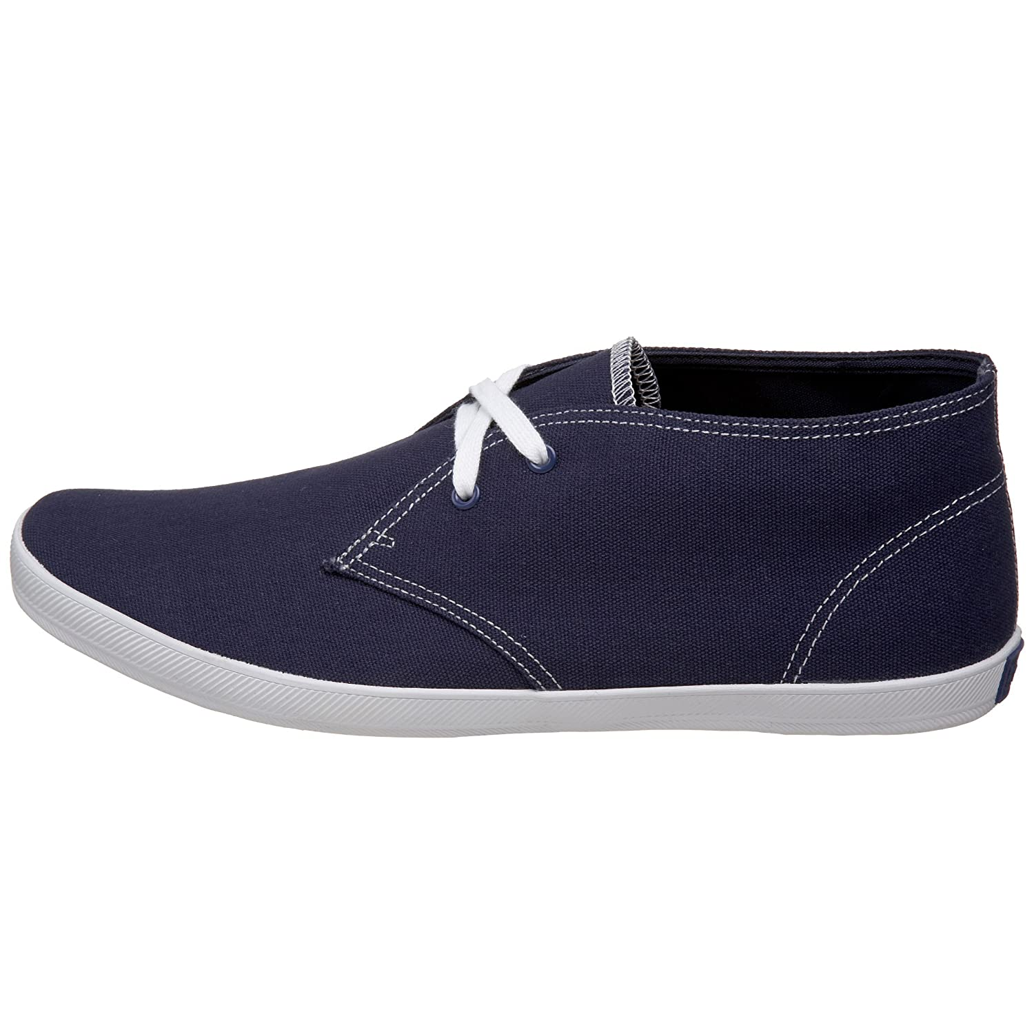 Keds Mens Champion Chukka Canvas Shoes D Island Moccasine Slip On Lacoste Suede Blue