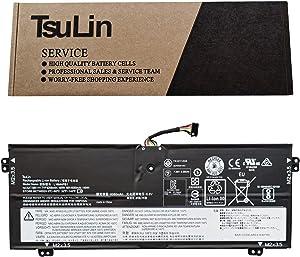 TsuLin L16M4PB1 Laptop Battery Compatible with Lenovo Yoga 720-13IKB 730-13IKB 730-13IWL Series Notebook 5B10M52740 L16C4PB1 5B10M52739 L16L4PB1 5B10M52738 7.68V 48Wh 6268mAh