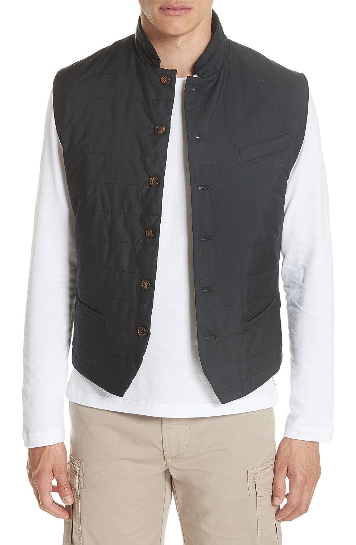 [イレブンティ] メンズ ジャケットブルゾン Eleventy Quilted Vest [並行輸入品] B07D747BTJ XXX-Large