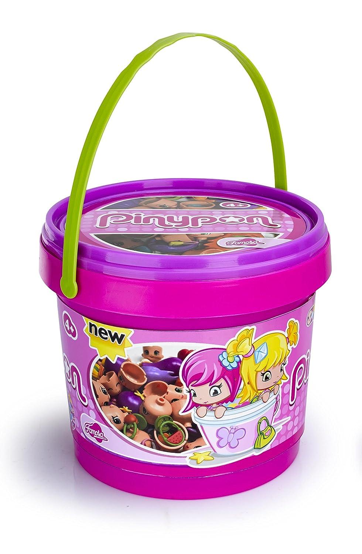 Pinypon - Cubo Mix Is MAX de 10 Figuras (Famosa 700013811): Amazon.es: Juguetes y juegos
